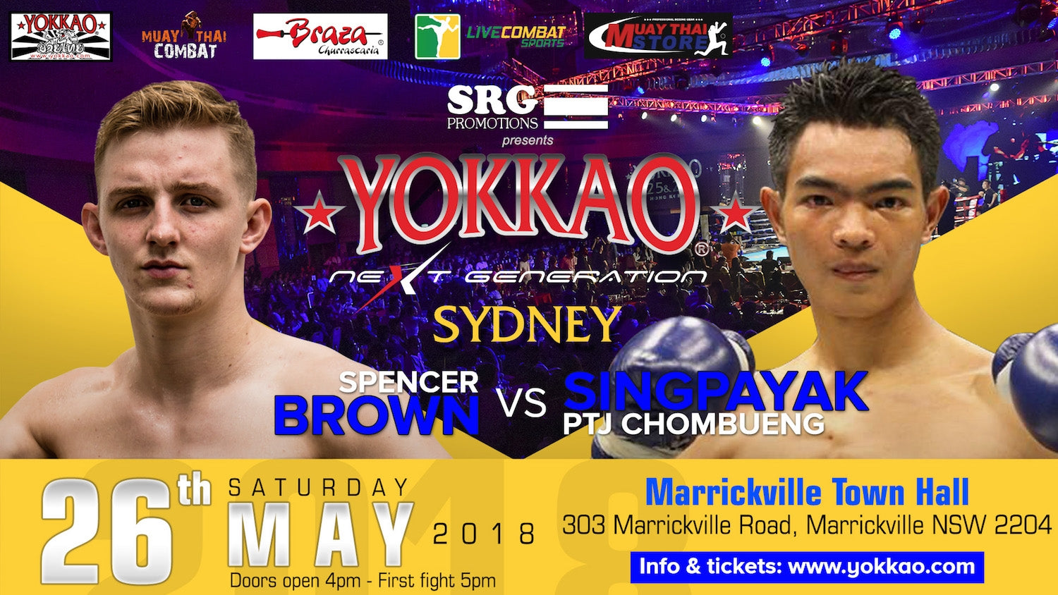 YOKKAO Next Generation Sydney