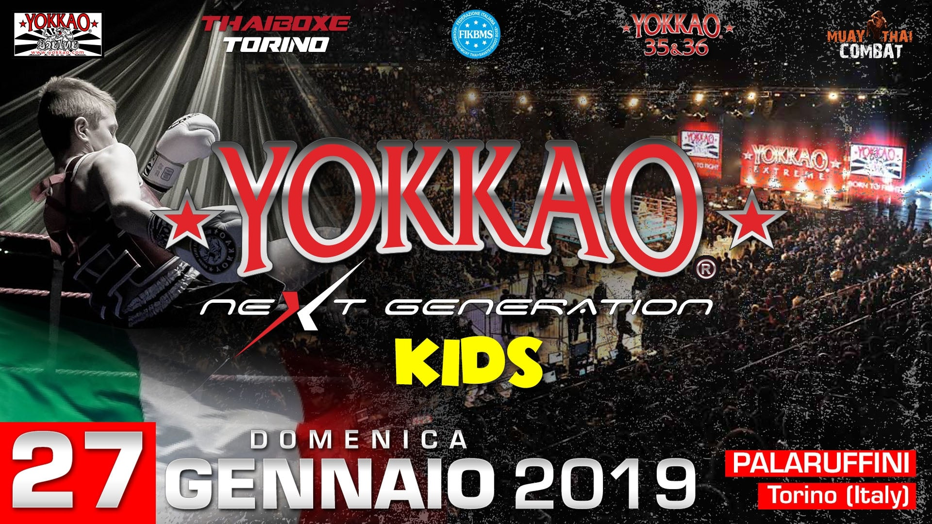 Yokkao Next Generation Kids Italy
