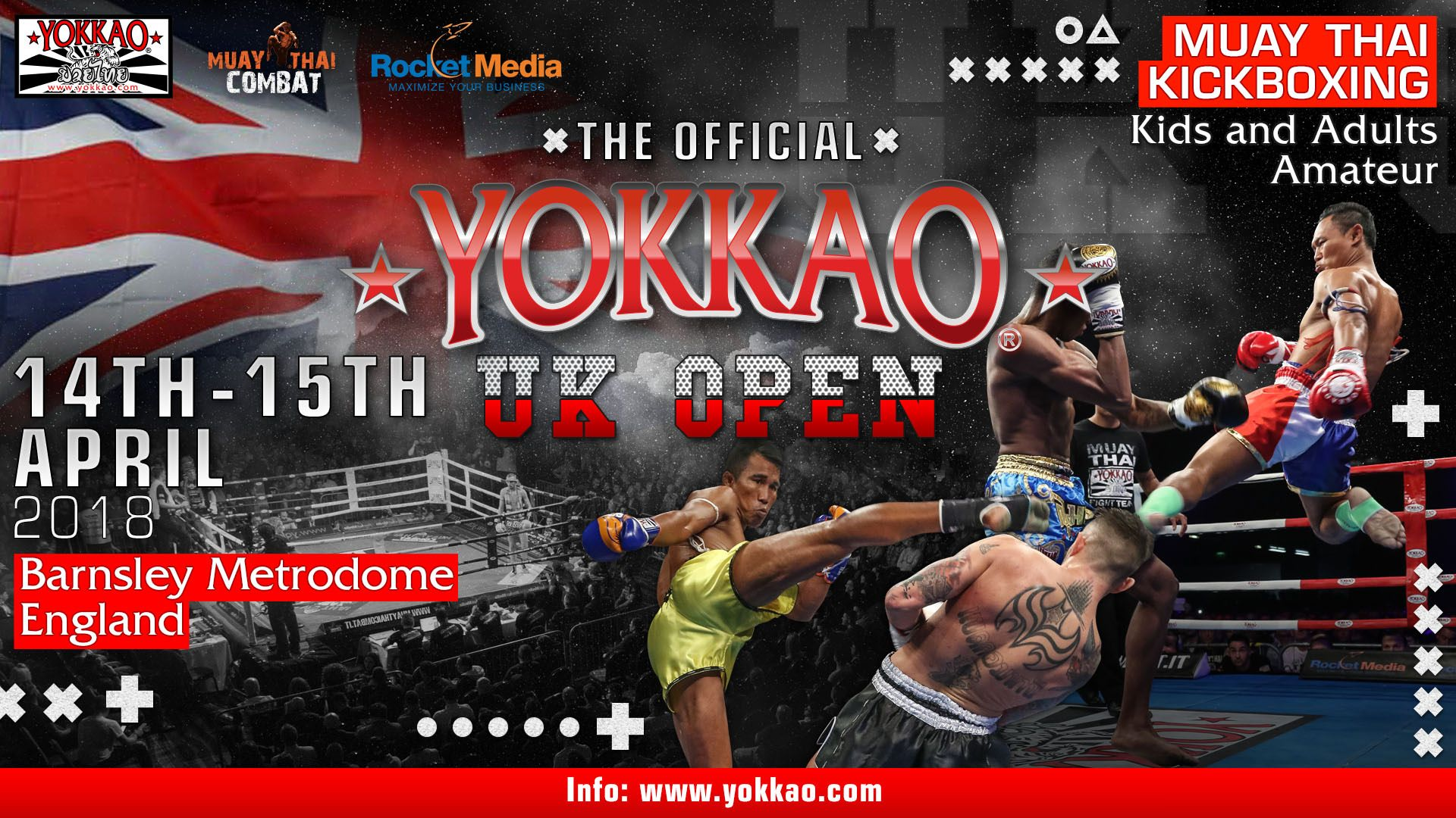 YOKKAO UK Open