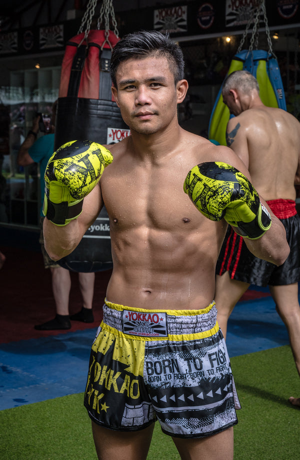 Private Training With Lumpinee #1 Manachai - YOKKAO