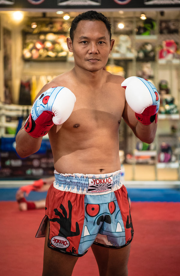 PRIVATE TRAINING WITH SAENCHAI - YOKKAO