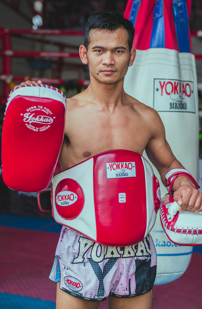 PRIVATE TRAINING WITH WUTTICHAI YOKKAOSAENCHAIGYM - YOKKAO