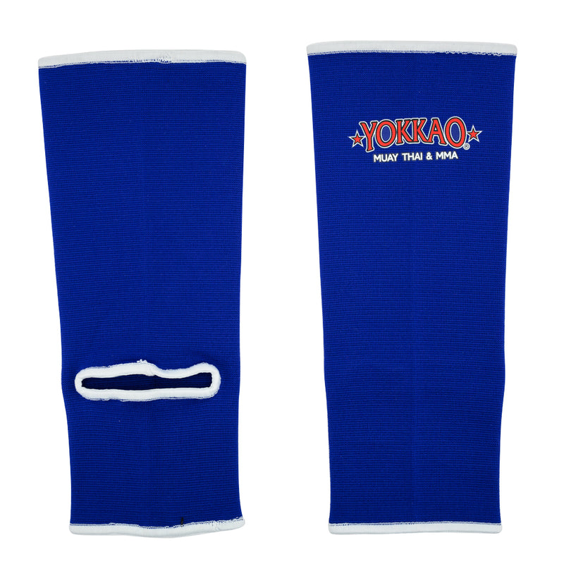 Ankle Guards Blue For Kids - YOKKAO
