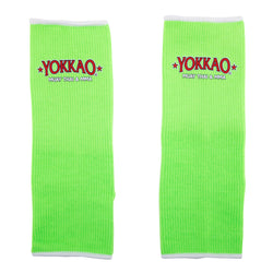 Ankle Guards NEON Green For Kids - YOKKAO