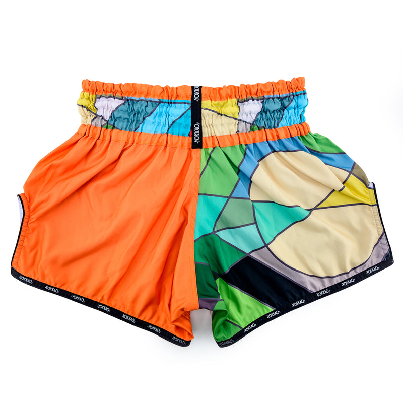 Good Vibes CarbonFit Shorts - YOKKAO