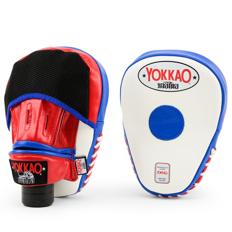 Focus Mitts Close-Finger Thai Flag - YOKKAO