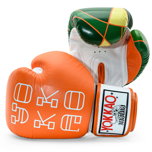Good Vibes Muay Thai Gloves - YOKKAO
