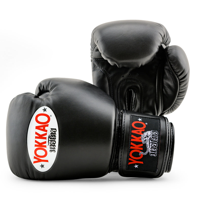 Matrix Black Boxing Gloves - YOKKAO