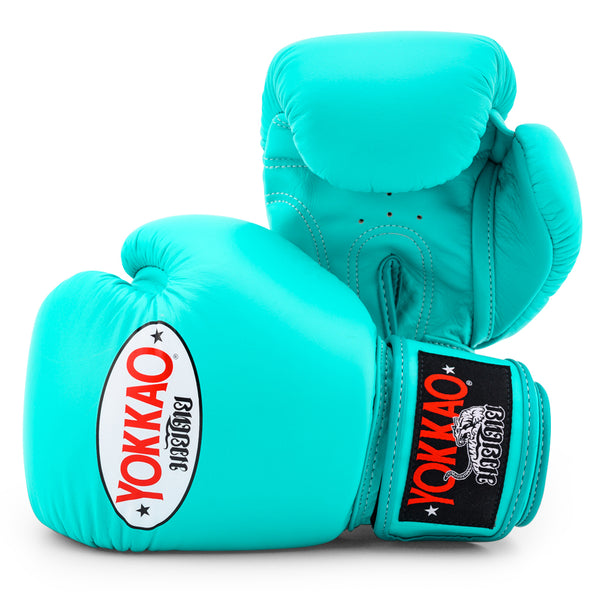 Matrix Island Boxing Gloves - YOKKAO