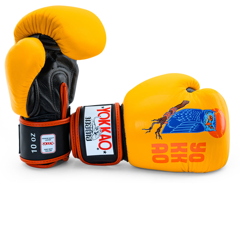 Nightwalker Boxing Gloves - YOKKAO
