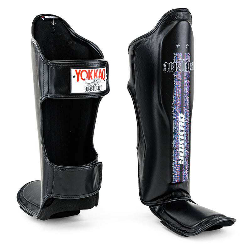 Dedication Shin Guards - YOKKAO