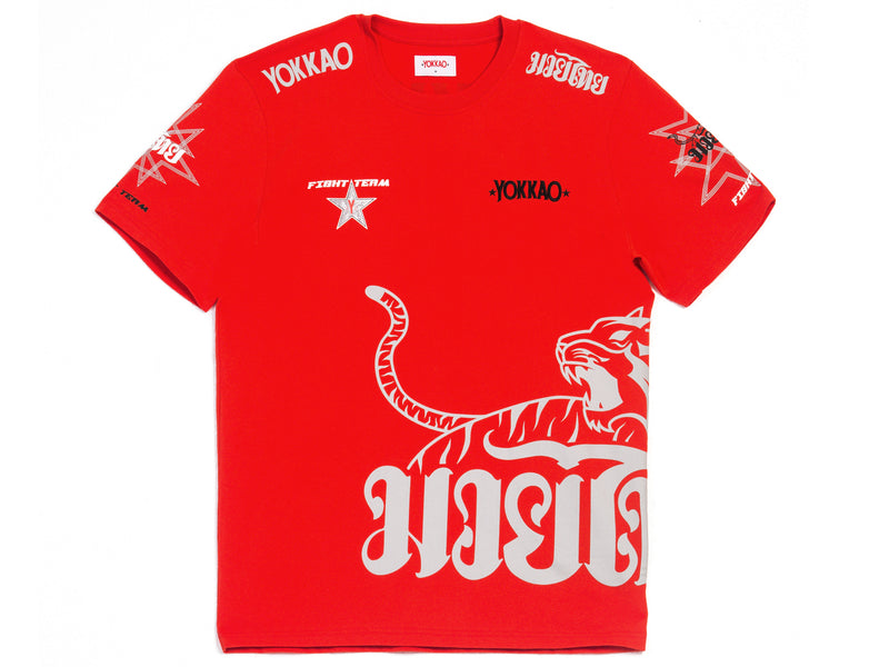 Fight Team Tee - YOKKAO