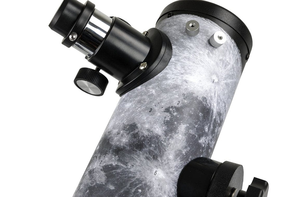 Celestron Robert Reeves Signature Series - Moon FirstScope Telescope - 22016