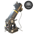Lightweight Hobym CRUX 320HD Long Harmonic Drive German Equatorial Mount With Titan TCS GoTo System