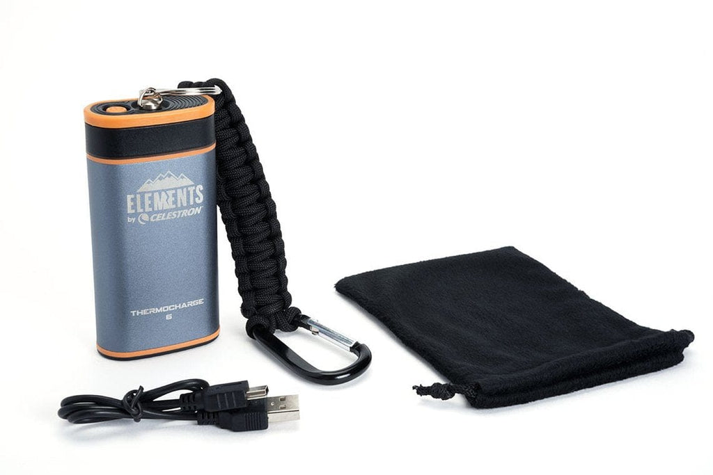 Celestron ThermoCharge 6 Hand Warmer/Charger - 48023