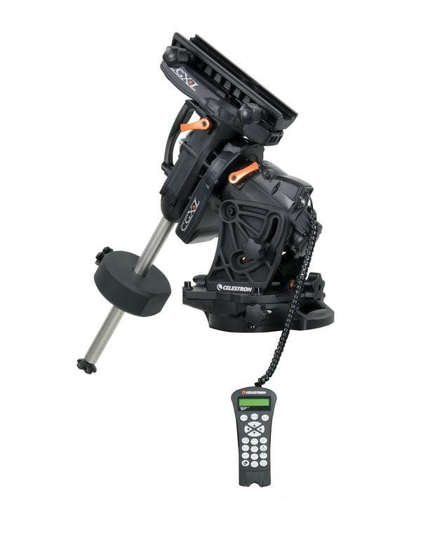 Celestron CGX-L Computerized Mount without Tripod - 91532
