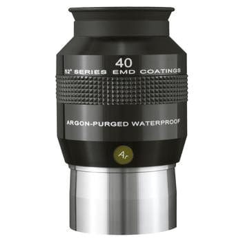 Explore Scientific 40mm 52 degree Waterproof Eyepiece - EPWP5240-01