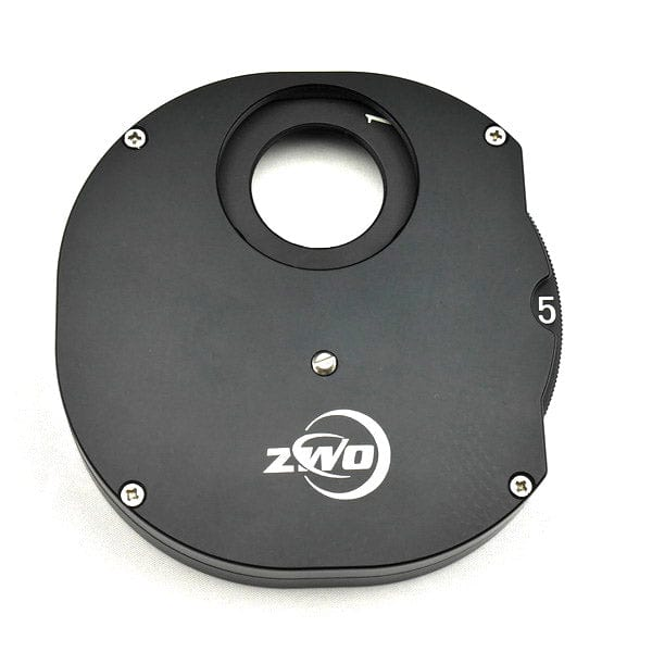 "ZWO 5 Position 1.25"" Manual Filter Wheel"