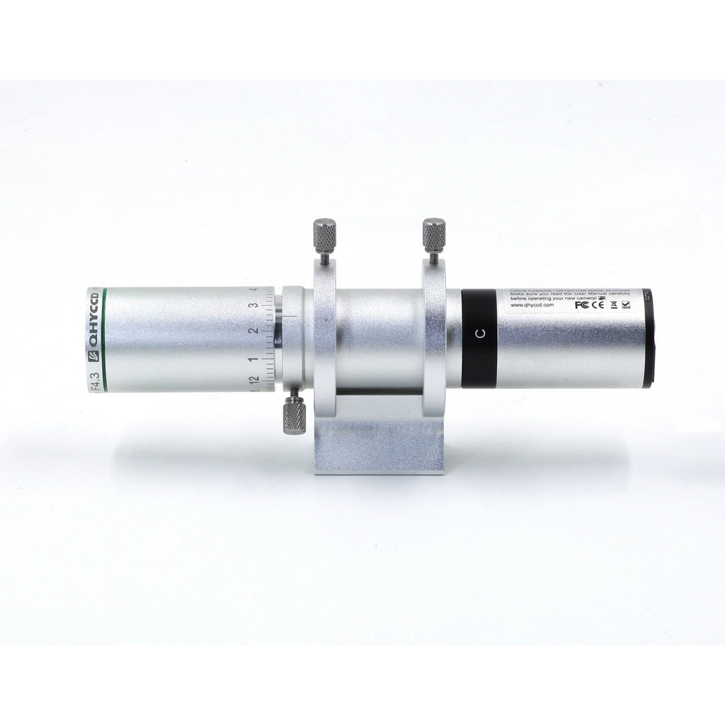 QHYCCD 30mm f/4.3 Telescope MiniGuideScope With Mount