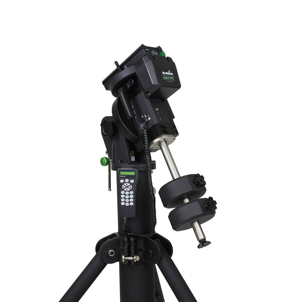 Sky-Watcher EQ8-R Mount Head Only with Counterweights - S30612