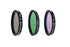 "Optolong 1.25"" SHO S-II/H-Alpha/O-III 3 Piece Filter Set"