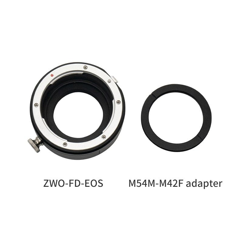 ZWO New Filter Drawer for EOS Lens - ZWO-FD-EOS