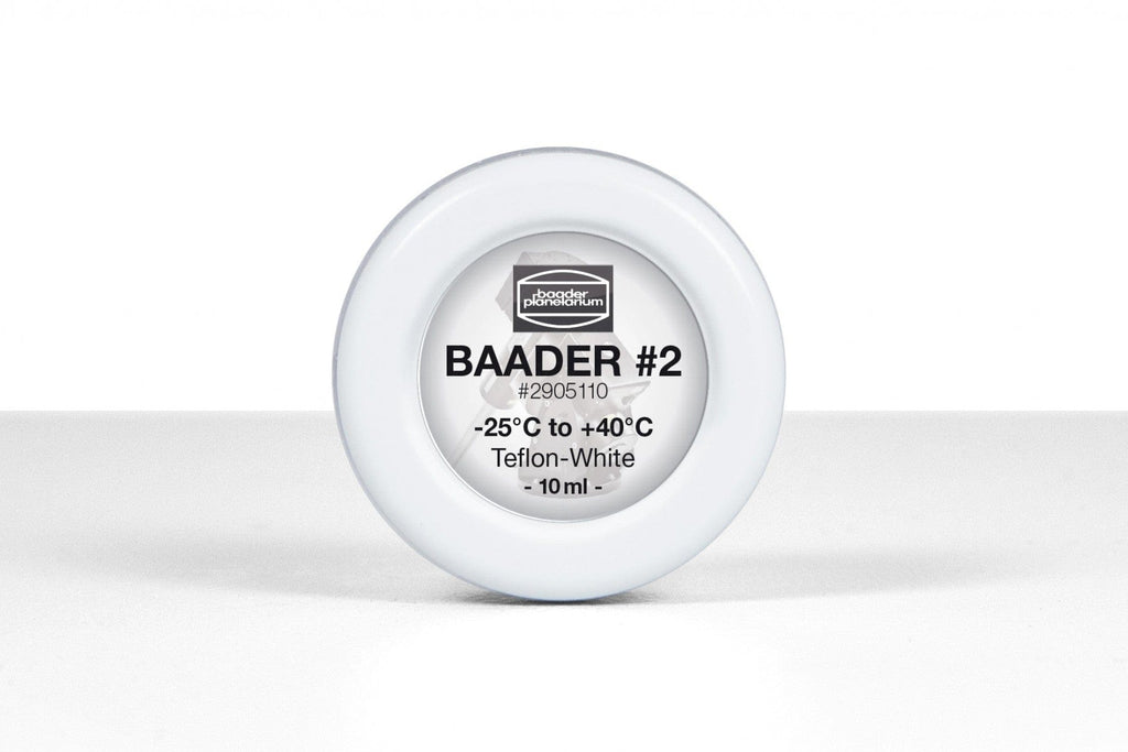 Baader Machine-Grease #2 Teflon-White, from -25°C up to +40°C - 2905110