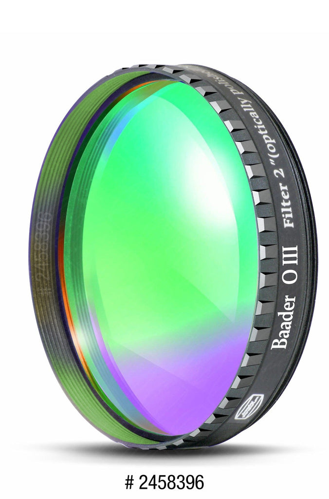Baader O-III 10nm Nebula Filter For Visual Observing