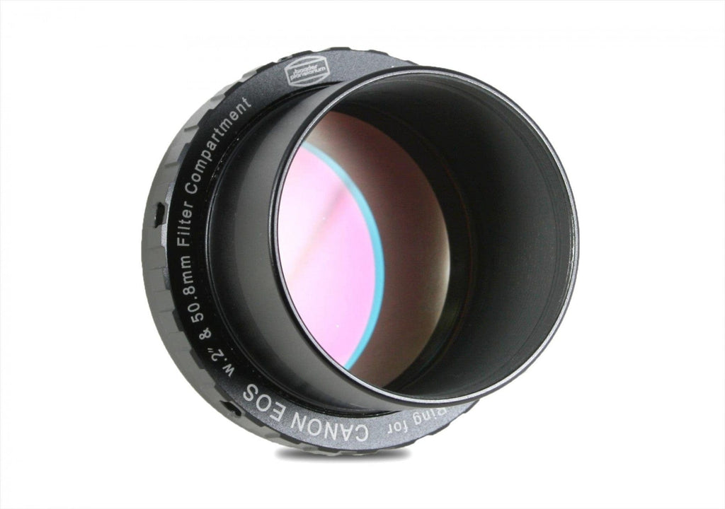 "Baader Zero-Tolerance Protective Canon DSLR T-Ring T-2/M48 and 2"" - 2958550C"