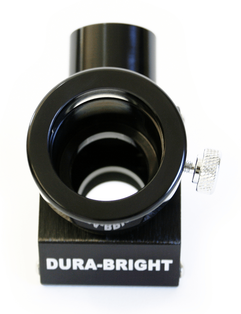 "William Optics 1.25"" Dura Bright Dielectric Diagonal with Carbon Fiber Plates, 99 % Reflectivity - D-125D-C-DB"