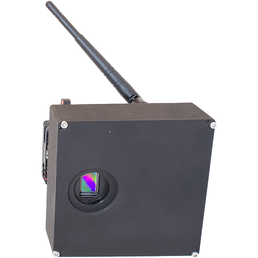 Astrel AST183-X-C-FW 20.48MP Color Cooled CCD Telescope Camera + Filter Wheel & Vacuum Chamber