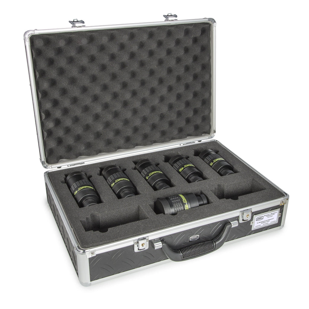 Baader Hyperion Eyepiece Case - Holds All 8 Hyperion Eyepieces (3.5/5/8/10/13/17/21/24) - 2454601