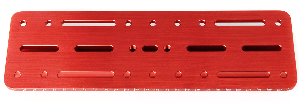 William Optics New Long Version Vixen-style Dovetail Plate - M-PV-LII