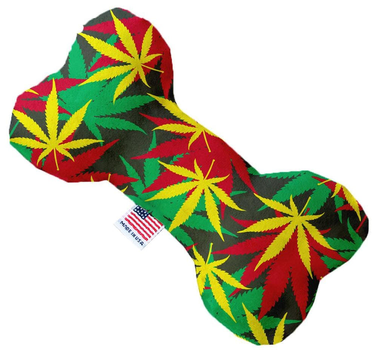 Rasta Mary Jane Stuffing Free Bone Dog Toy