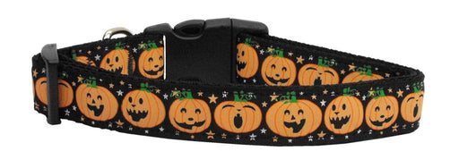 Pumpkins Nylon Dog Collars