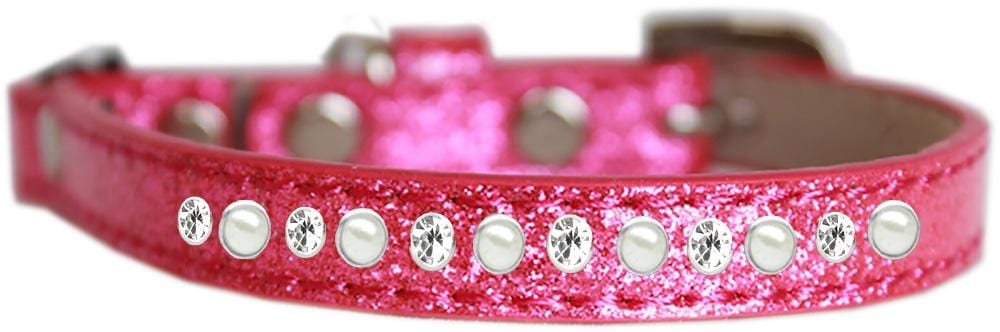 Jewel and Pearl Ice Cream Cat Collars