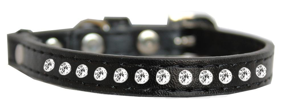 Clear Jewel Safety Collars