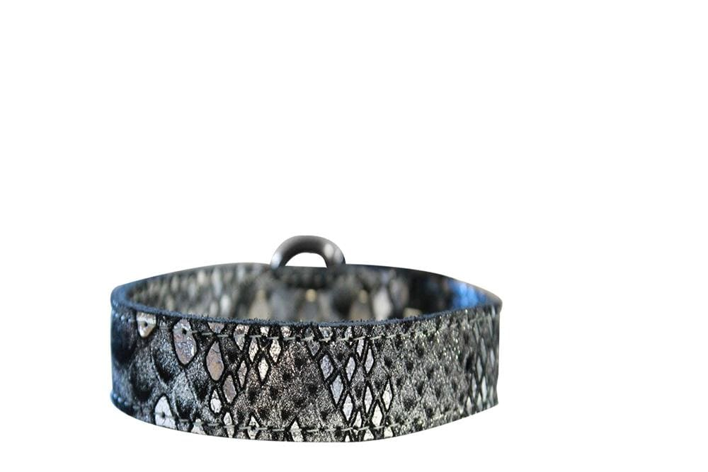 Dragon Skin Genuine Leather Collars
