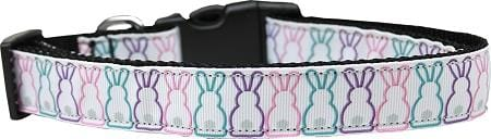 Bunny Tails Nylon Cat Collar