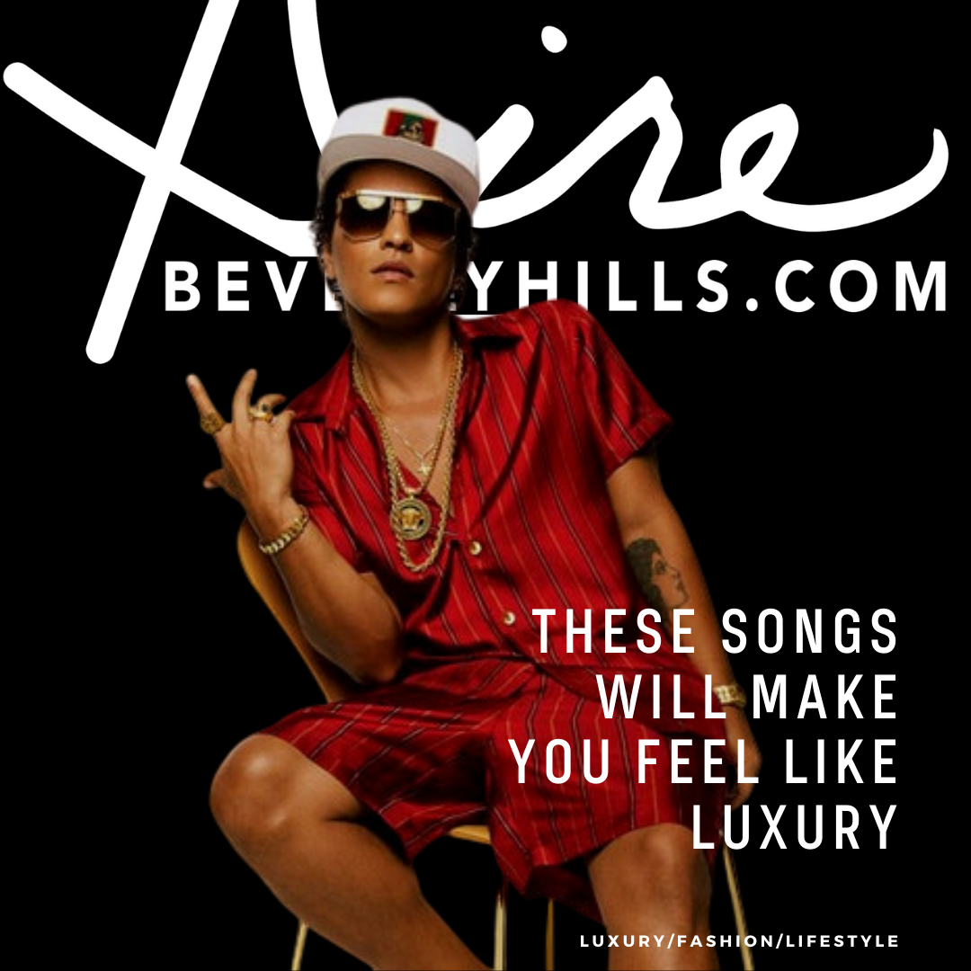 These Songs Will Make You Feel Like Luxury Even if You're Broke AF