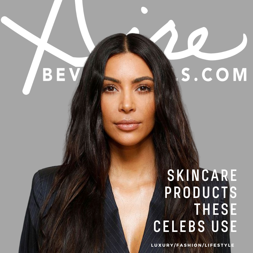 Skincare Products These Gorgeous Celebs Use