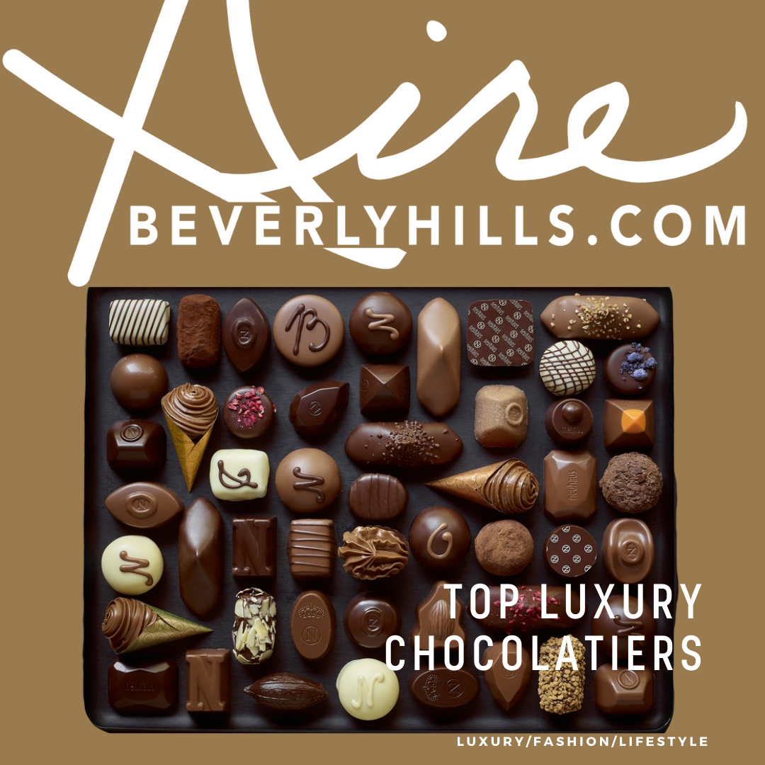 Top Luxury Chocolatiers