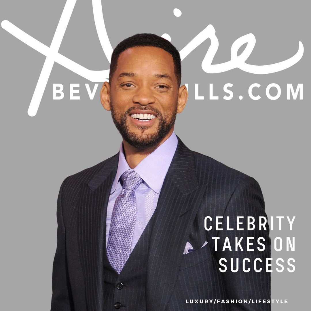 Celebrity Takes on Success