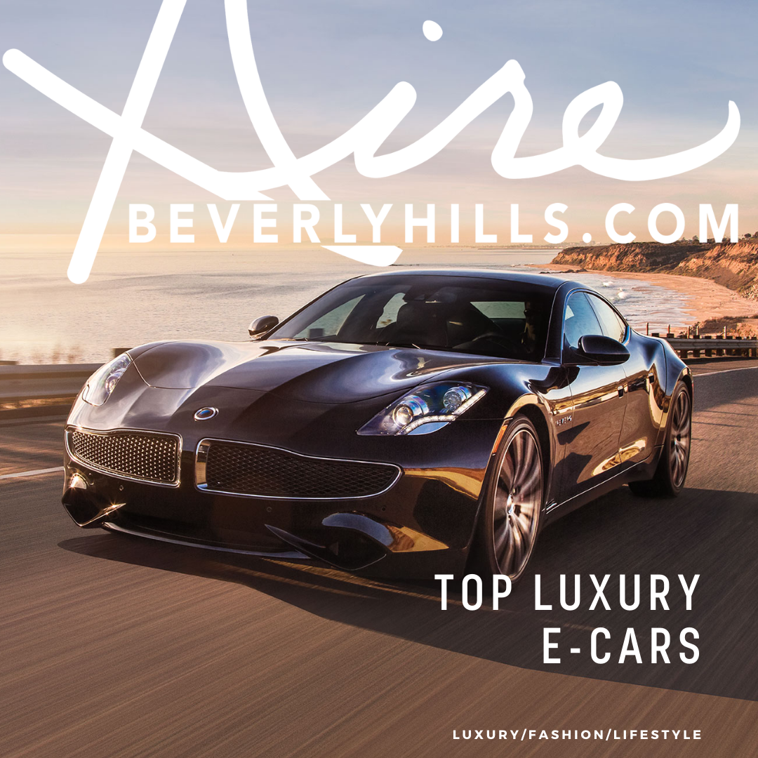 Top Luxury E-Cars