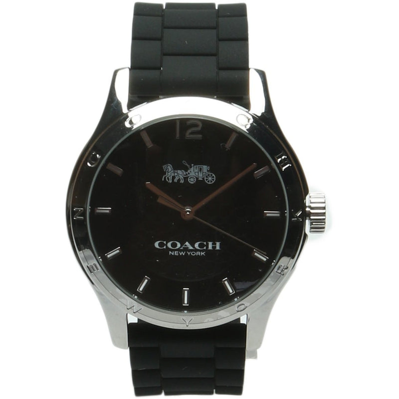 Coach W6033-Blk WATCHES Coach