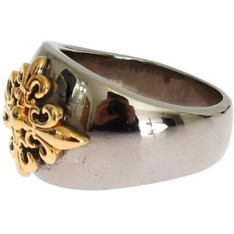 Gold Plated 925 Silver Ring Nialaya