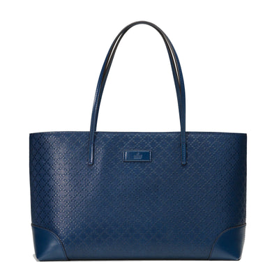 Gucci Diamante Hilary Lux Blue Large Tote Bag 353398 Handbags Gucci