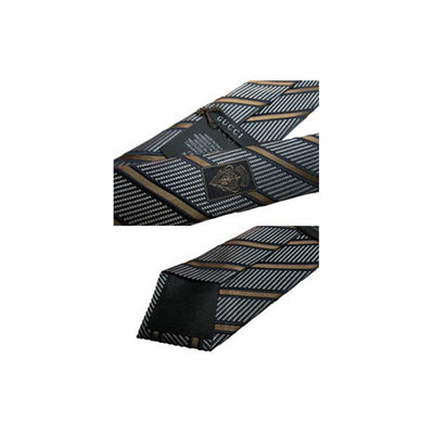 Gucci Men's Classic Midnight Blue Necktie Luxury Tie 100% Silk 408862