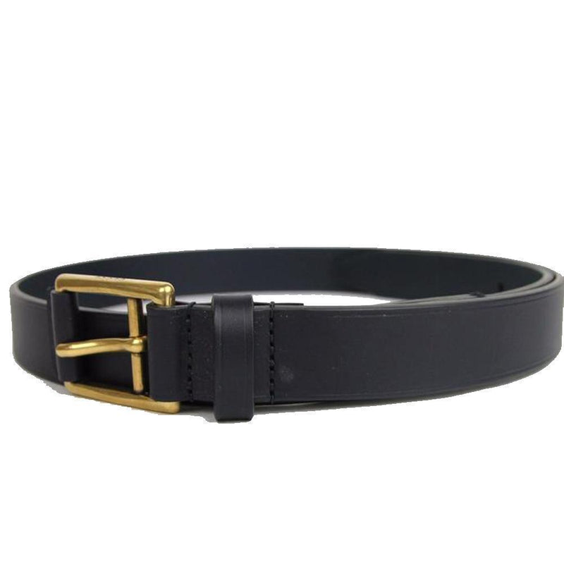 Gucci Unisex Navy Blue Gold Feather Belt 375182 Size: 100/40 Belts Gucci
