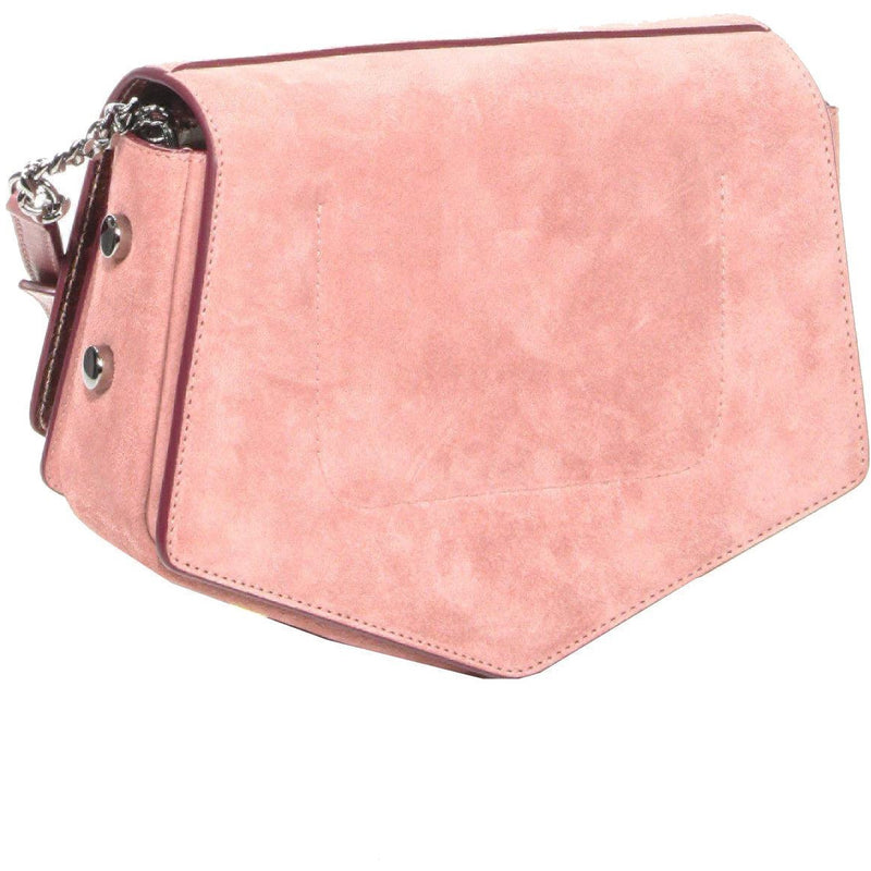 Jimmy Choo Women's Arrow Blush Pink Nappa Crossbody Bag SUE110021
